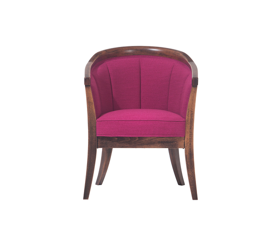 Solitaire armchair by TON | Lounge chairs