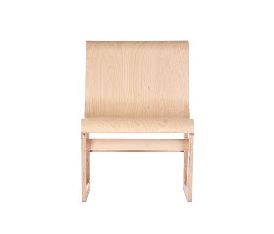 Symposio bench by TON | Waiting area benches