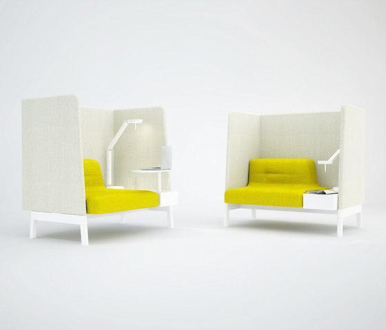 Ophelis docks by ophelis | Lounge-work seating
