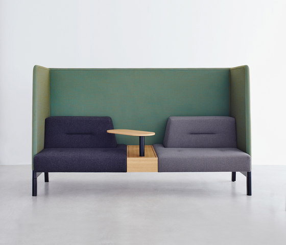 ophelis docks von ophelis | Lounge-Arbeits-Sitzmöbel