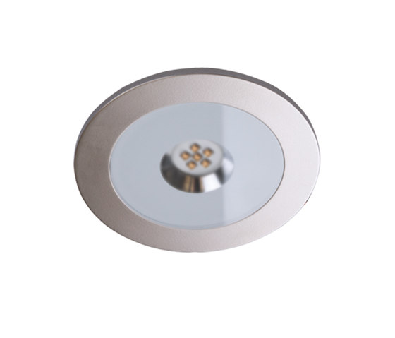 AR 78-LED - Flat and Powerful Recessed LED Luminaire by Hera | Spotlights