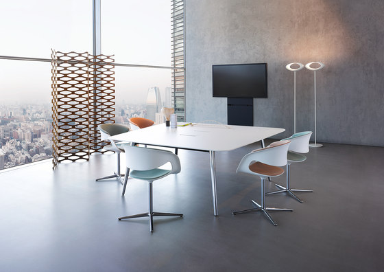Keypiece by Walter Knoll | AV tables