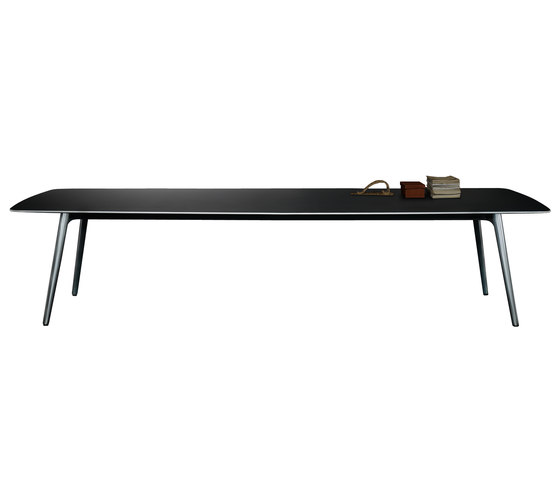 Keypiece by Walter Knoll | Multimedia conference tables