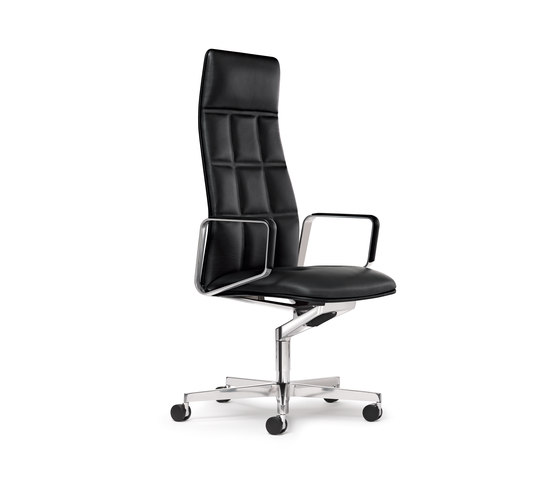 Leadchair Executive by Walter Knoll | Management chairs
