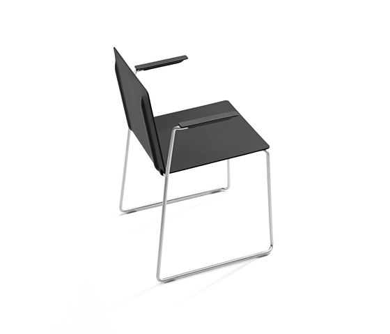 Dry by Randers+Radius | Visitors chairs / Side chairs