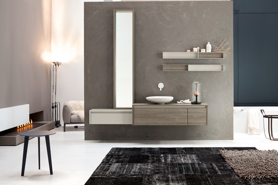 Tender 01 by Mastella Design | Wall cabinets