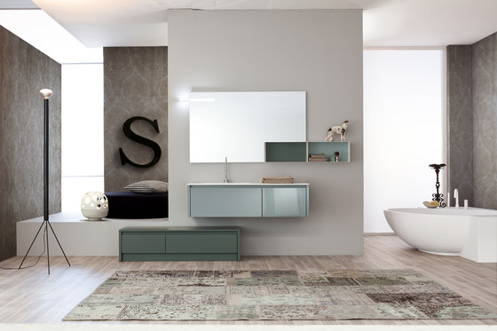 Tender 02 by Mastella Design | Wall cabinets