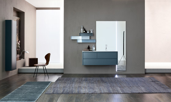 Tender 04 by Mastella Design | Wall cabinets
