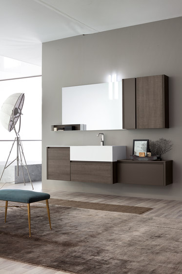 Tender 07 by Mastella Design | Wall cabinets