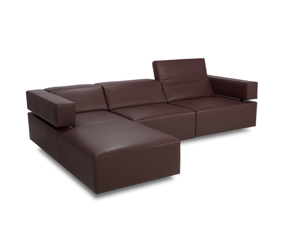 Cubix couch de Jori | Canapés inclinables