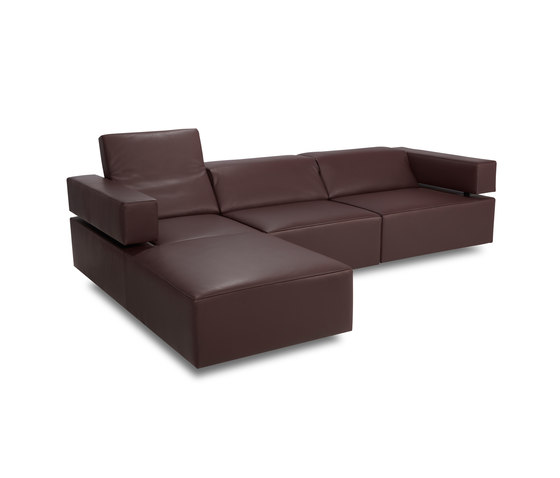 Cubix couch by Jori | Reclining sofas