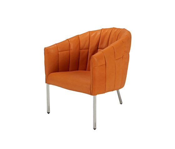Rumba armchair by Jori | Lounge chairs
