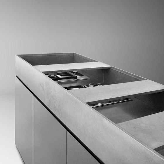 HT601 von HENRYTIMI | Kücheninseln