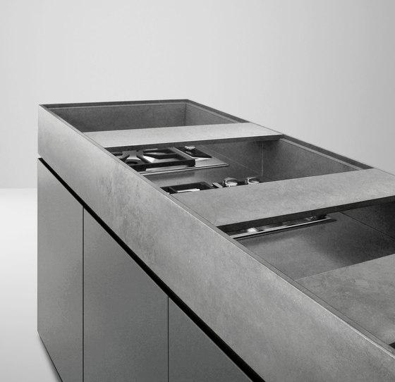HT601 by HENRYTIMI | Island kitchens