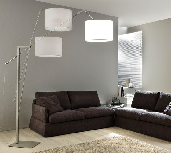 Atlante Floor lamp by La Référence | General lighting