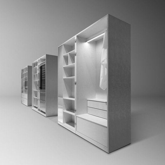 MN502 ibauli by HENRYTIMI | Cabinets