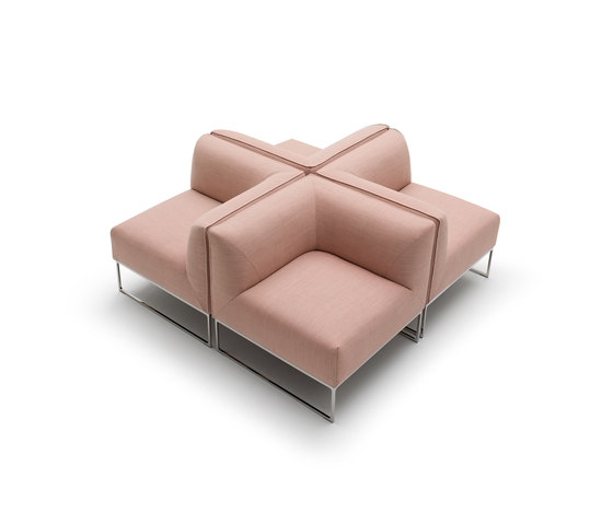 Mell seating group by COR | Lounge sofas