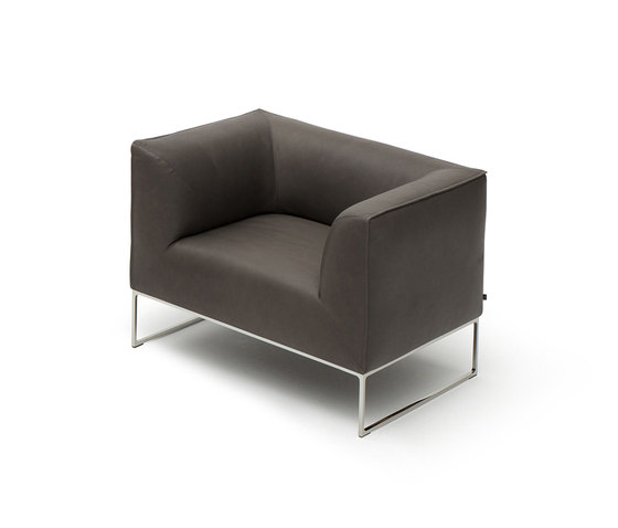 Mell armchair by COR | Lounge sofas