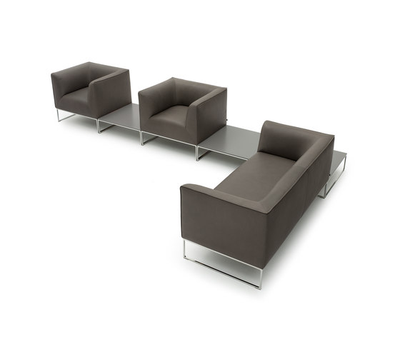 Mell seating group de COR | Sofás lounge