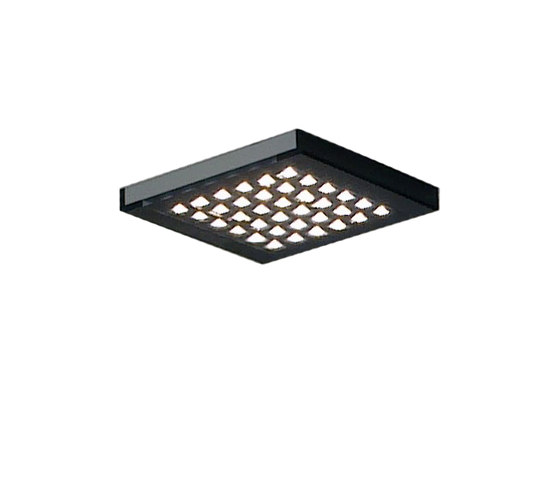 LED Q-Pad - Flat and Powerful LED Surface-Mounted Luminaire by Hera | Surface mounted lights