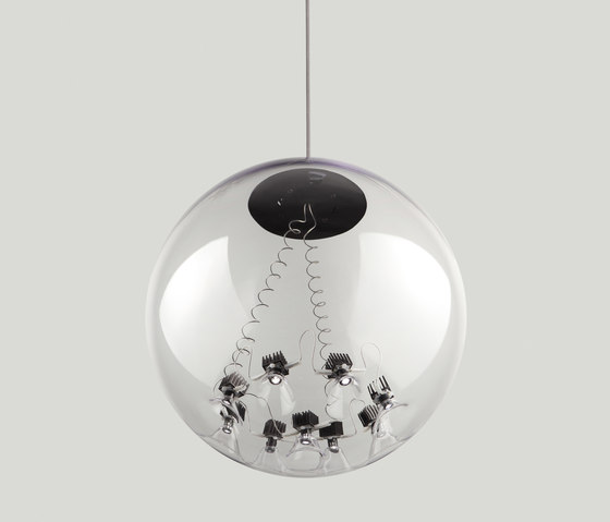 Round Transparent by B.LUX | General lighting