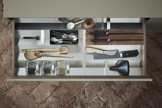 b3 interior system de bulthaup | Kitchen organization