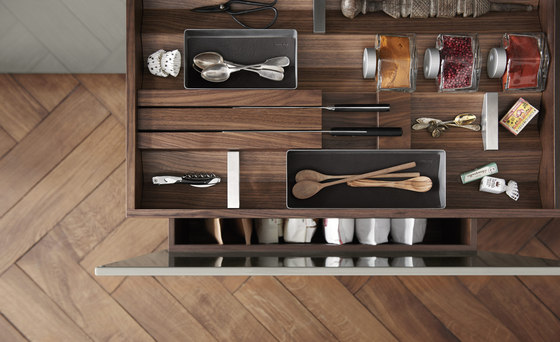 b3 interior system di bulthaup | Kitchen organization