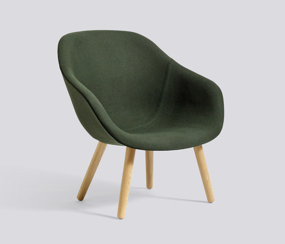 About A Lounge Chair AAL82 von Hay | Loungesessel