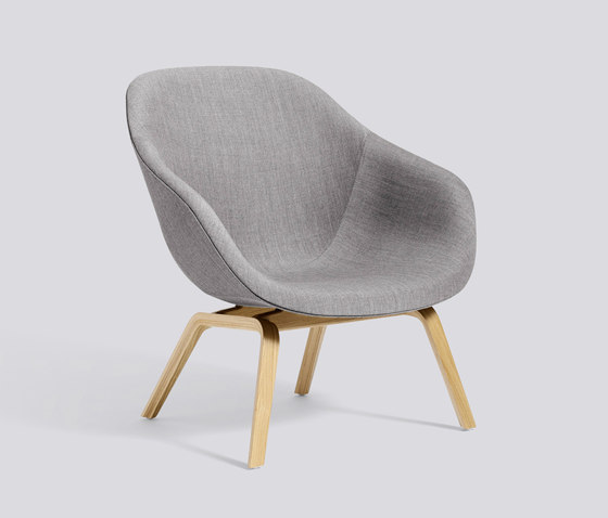 About A Lounge Chair AAL83 de Hay | Fauteuils d'attente