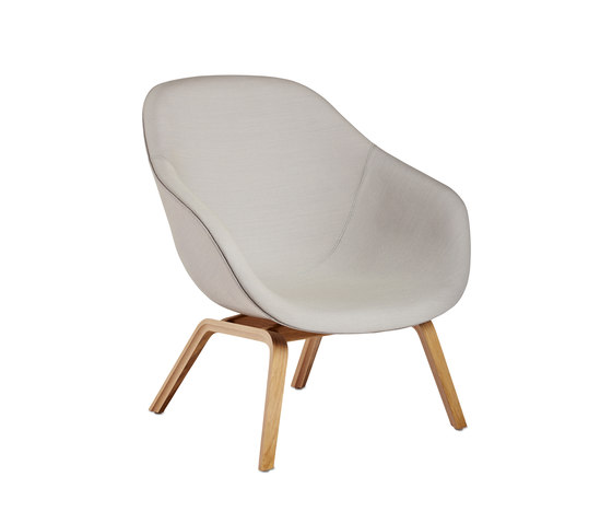 About A Lounge Chair AAL83 by Hay | Lounge chairs