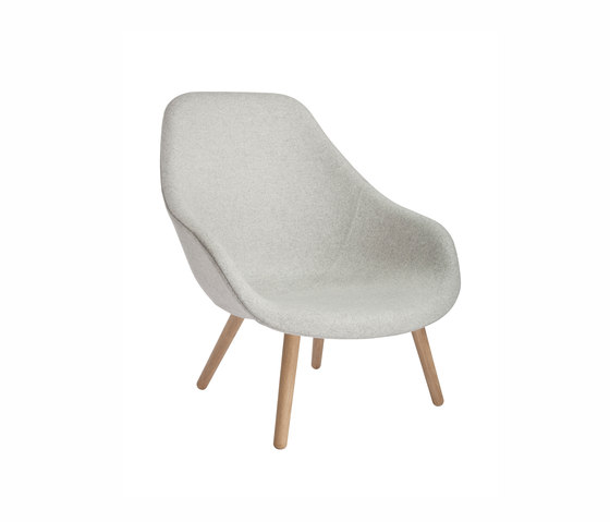 About A Lounge Chair AAL92 de Hay | Fauteuils d'attente