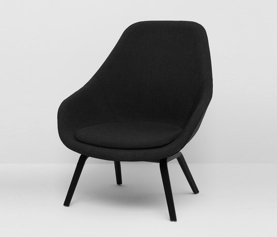 About A Lounge Chair AAL93 von Hay | Loungesessel