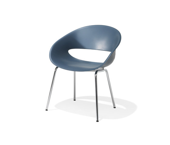 8250/3 Volpino by Kusch+Co | Visitors chairs / Side chairs