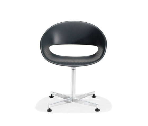 8270/3 Volpino by Kusch+Co | Visitors chairs / Side chairs