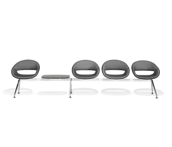 8255/5 Volpino by Kusch+Co | Beam / traverse seating