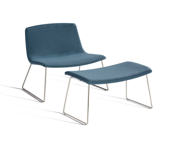 Ics 507 PTN / 508 PTN by Capdell | Lounge chairs
