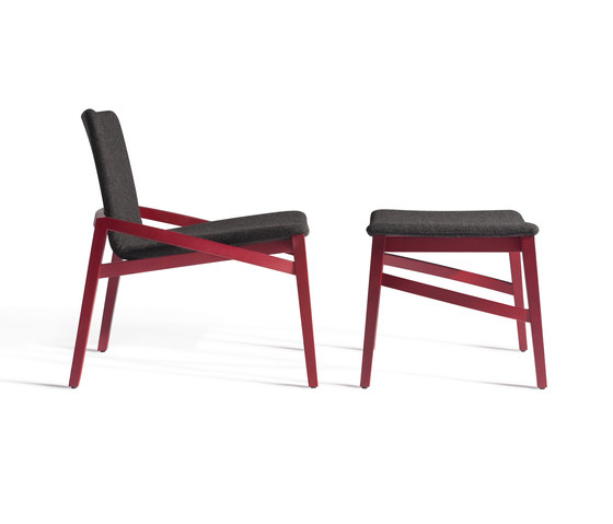 Capita 511T/ 512T by Capdell | Lounge chairs