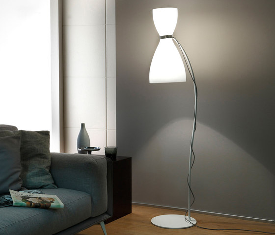 Diafano Floor lamp by La Référence | General lighting