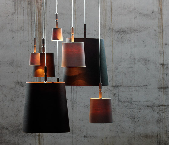 Difusa suspension lamp di Original Joan Lao | Illuminazione generale