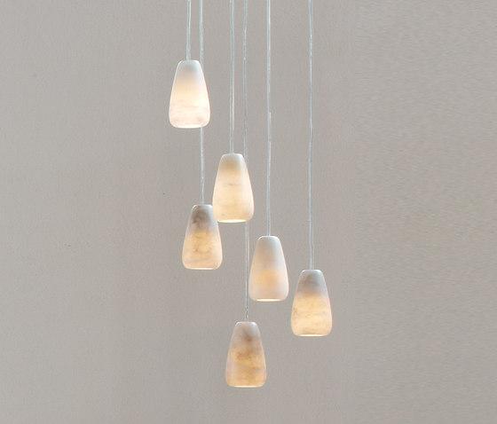 Translúcida lámpara de suspensión de Original Joan Lao | Iluminación general