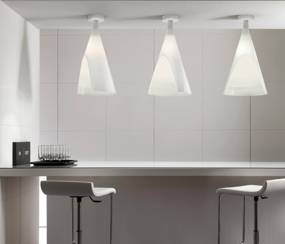 Eclisse Ceiling lamp by La Référence | General lighting