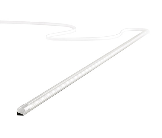 VAERO Luminaire waveguide de Zumtobel Lighting | LED-lights