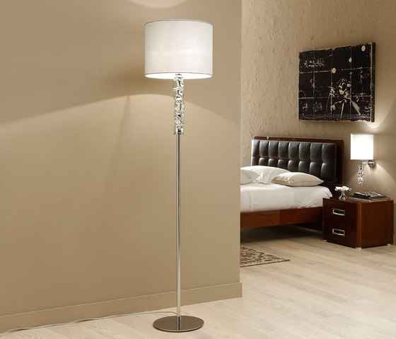 Khor Floor lamp de La Référence | Éclairage général