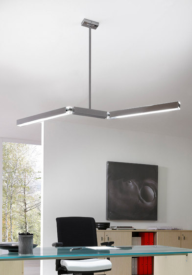 Orizzonte Pendant lamp by La Référence | General lighting