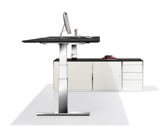 Winea Pro von WINI Büromöbel | Einzeltische