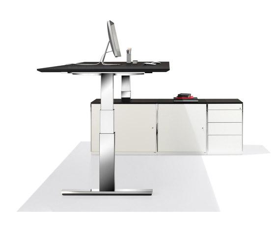 Winea Pro by WINI Büromöbel | Individual desks