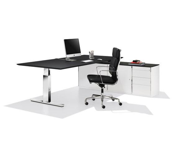 Winea Pro de WINI Büromöbel | Contract tables