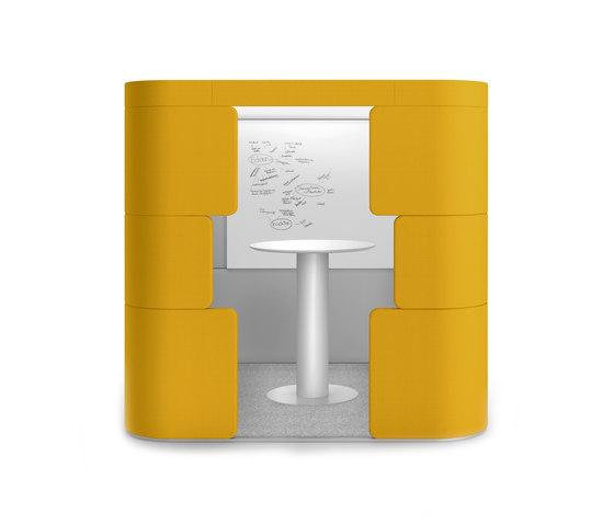 PARCS Toguna Square von Bene | Raumsysteme