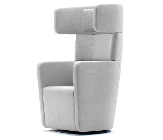 PARCS Wing Chair by Bene | Lounge chairs