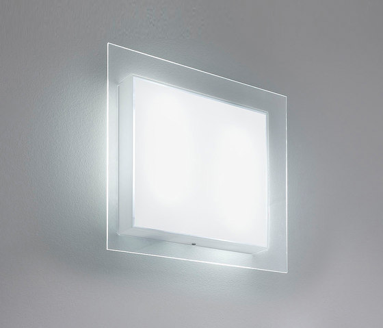 Square Wall lamp by La Référence | General lighting